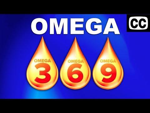 Omega 3 6 y 9 ¿Nos dan beneficios en la salud? - Vida Rhino