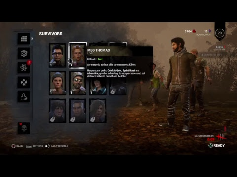 xKOS_ALPHAx - DEAD BY DAYLIGHT NOOBS with NIFFTY SYNBAD