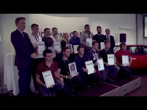Volkswagen Group Apprentice Programme Graduation 2015