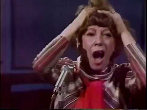 Imogene Coca, Hugh Downs, 1978 Song and Interview