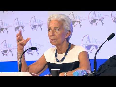 Allocution spéciale de Christine Lagarde