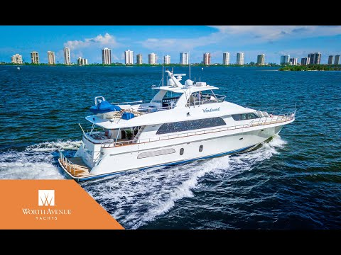 Charter yacht WINDWARD, a 90' yacht available for day charters in Florida