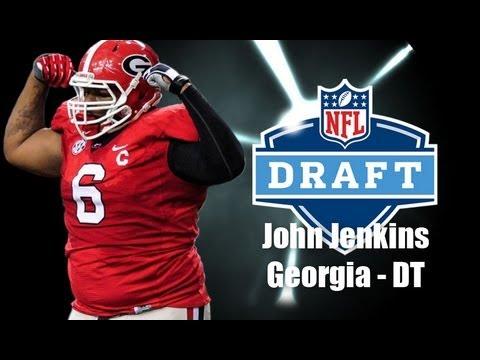 John Jenkins - 2013 NFL Draft Profile