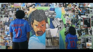 A Tribute to Legend SACHIN TENDULKAR..... (SRT)