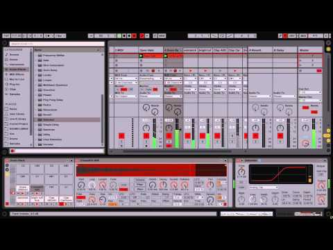#ProducerPOV - Deep House Workflow - Session One - Ableton L