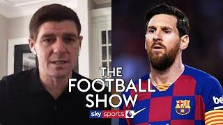 Steven Gerrard picks his World XI.. but with a TWIST! 🌍 | The Football Show