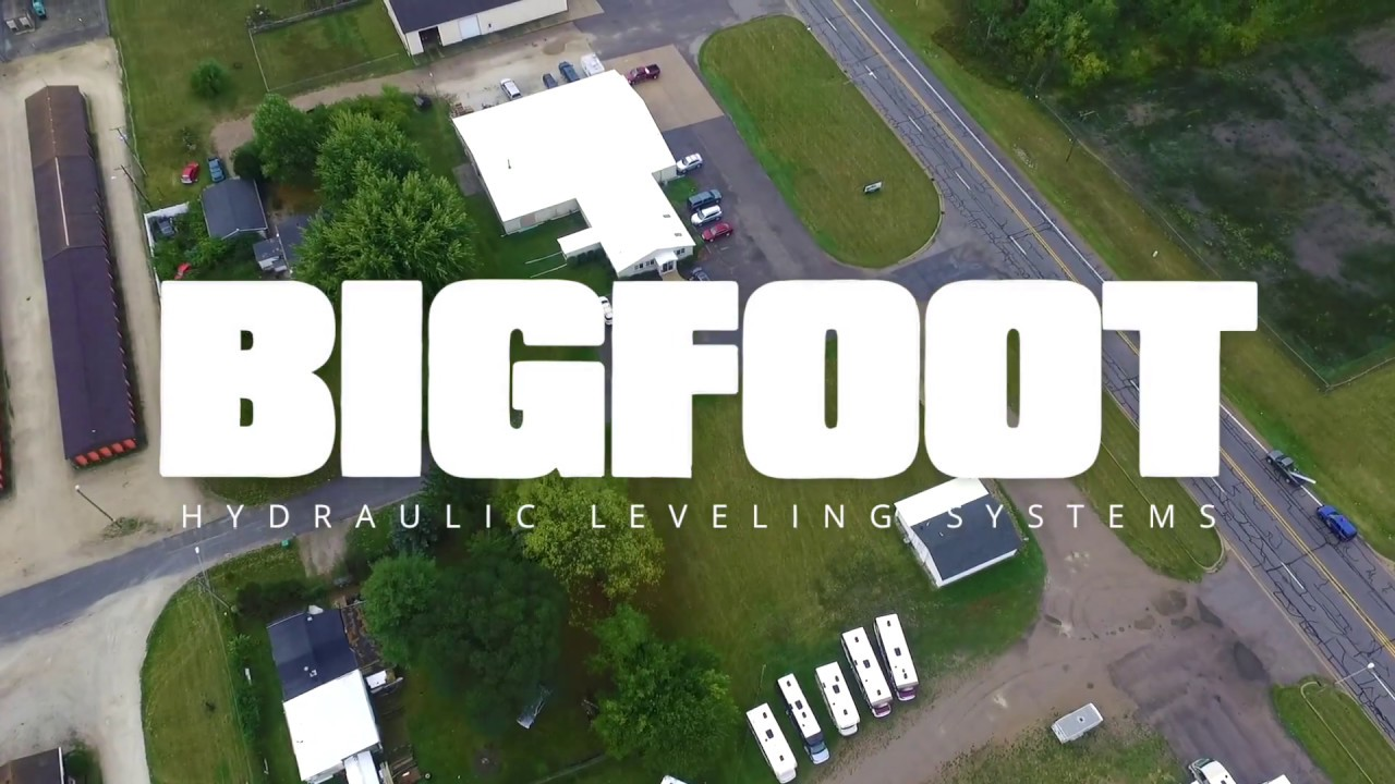The Official Website For Bigfoot C Hydraulic Leveling Systems