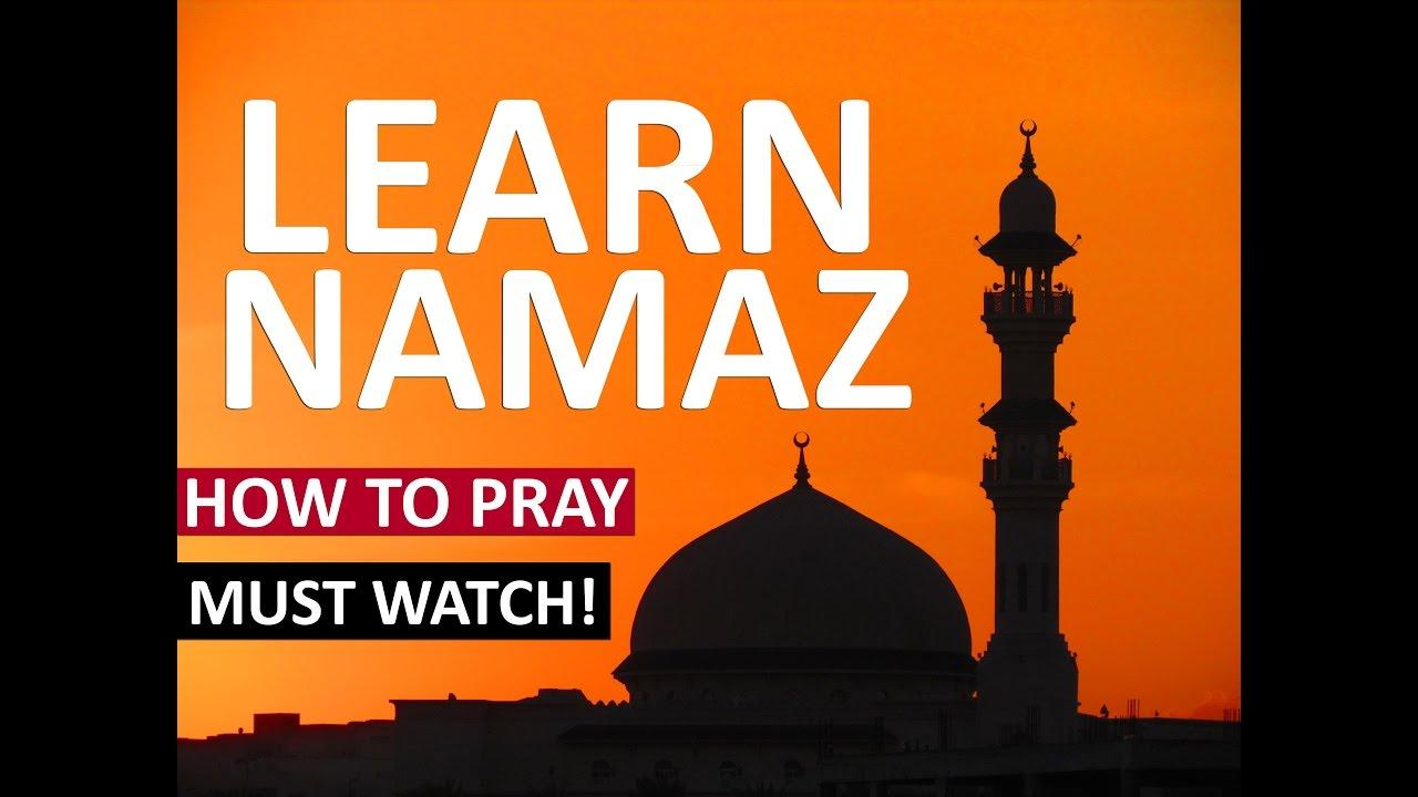 How to do namaz correctly 23
