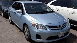 2014 Toyota Corolla GLI 1.6 Complete Review