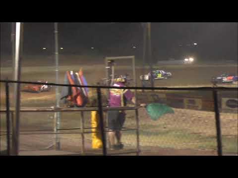 Stocks at Abilene Speedway 8-10-19