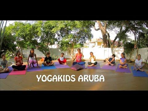 Yogakids - Nos Dushi Naturalesa di Islanan ABC. ENG- subtitles