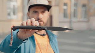 Способы ношения ножей в городе. Коллекция Сергея