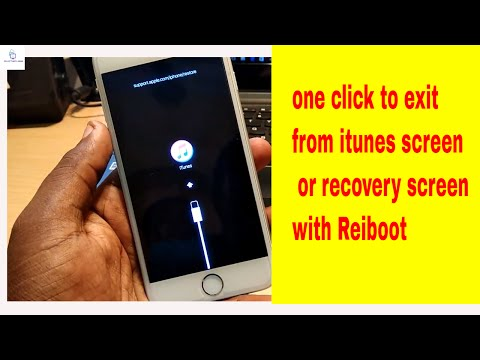how to fix iphone stuck on recovery screen using REIBOOT: download reiboot http://www.tenorshare.com/products/reiboot.html  Reiboot facebook page https://www.facebook.com/reiboot/  this video will help you to fix iphone stuck on itunes screen or recovery screen   ---------------------------------------------------------------------------- Follow and Like my Page on Facebook: https://www.facebook.com/Ourtechies/  Follow me on google plus: https://plus.google.com/+Ourtechies  Follow me on twitter: https://twitter.com/OURTECHIES  Please Dont Forget to Like, Share & Subcribe ----------------------------------------------------------------------------