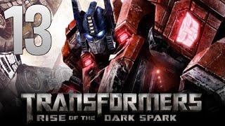 Zagrajmy w Transformers: Rise of the Dark Spark odc.13 Dinozaur