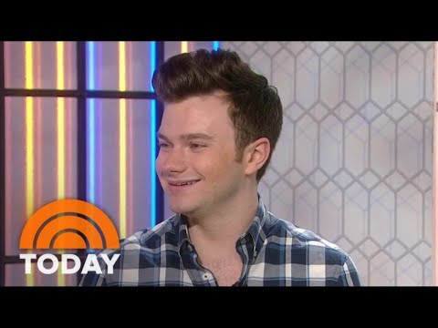 Chris Colfer Talks About His Last 'Land of Stories' Book And Upcoming Film | TODAY