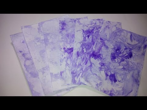 DIY Crafts : Convert your white paper to floral color paper|Diy white paper sheet.