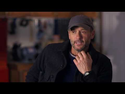 The Shack Tim McGraw interview