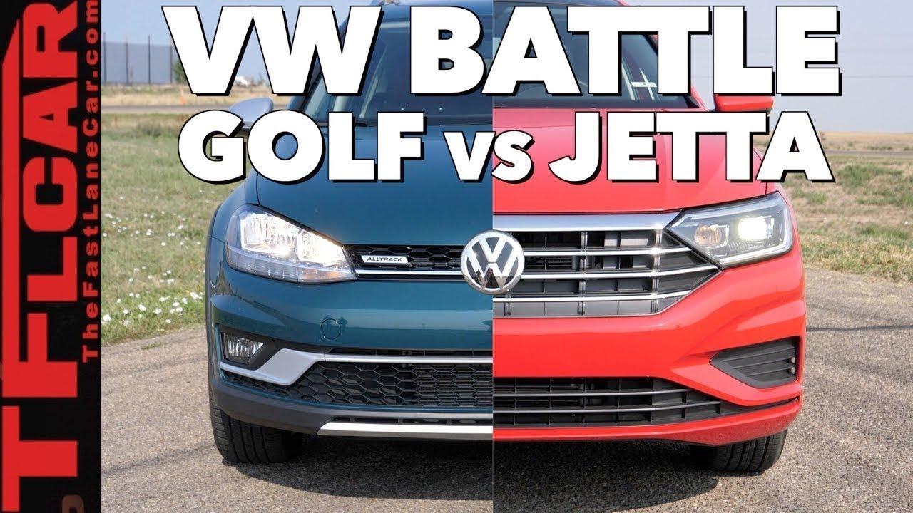 review  volkswagen jetta   golf alltrack drag race youtube