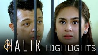 Halik Lino reveals to Jacky that he caught Ace and Jade kissing at the bar EP 56
