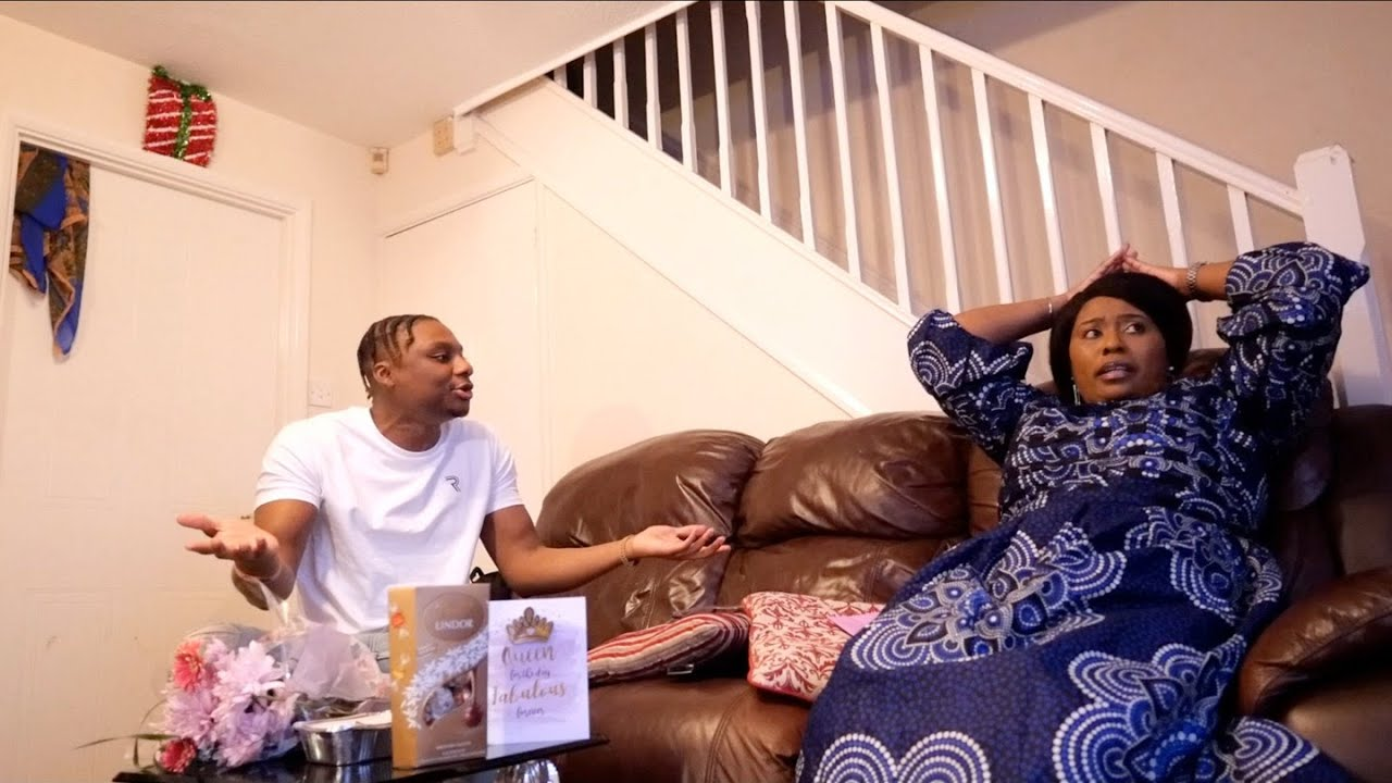 I'M DROPPING OUT OF SCHOOL PRANK ON MY AFRICAN MUM ft vlog