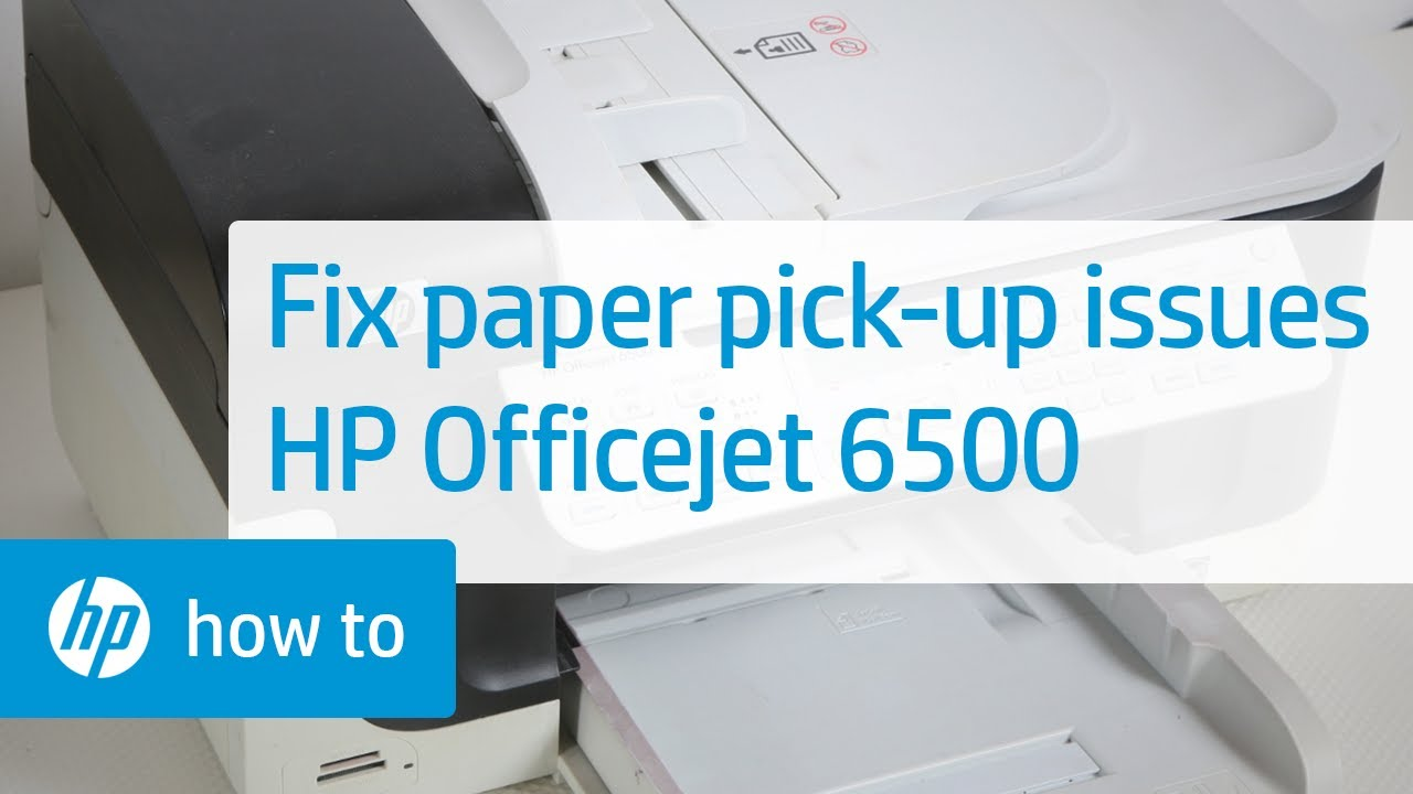 New Drivers: HP OfficeJet 6500 E709n Printer Scan