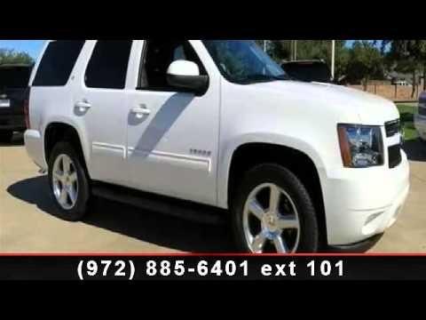 2012 Chevrolet Tahoe   Jupiter Chevrolet   Garland, TX 7504