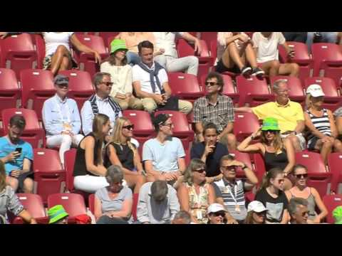 Benoit Paire vs Denis Istomin FULL MATCH SWEDISH OPEN 2015 PART 2
