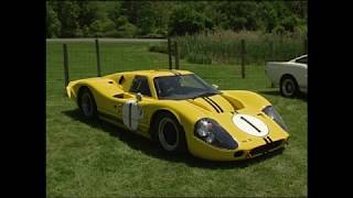 Great Cars: GT-40