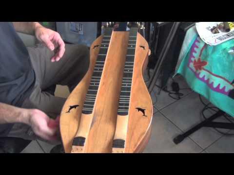 "Dulcimerica 267 - ""Instrument Care""- Mountain Dulcimer"