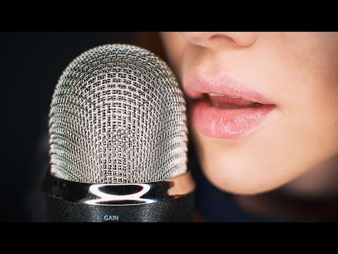 ASMR - ⚠️ WET INTENSE MOUTH SOUNDS ⚠️ W/ Breathing
