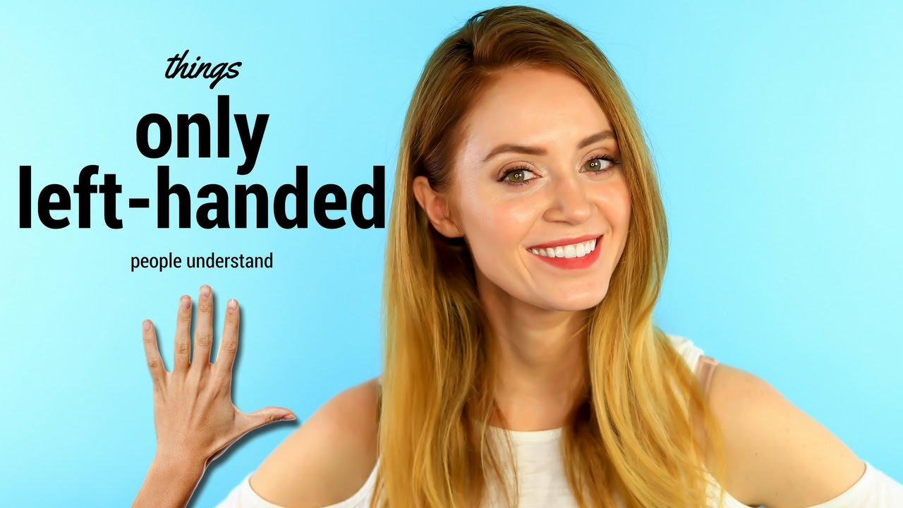 20 interesting facts about left-handers