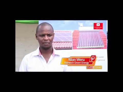 Going Green With Energy from the Sun, Solar Power and Water Heating Systems