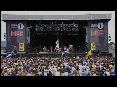 The Coral @ T in the Park 2005