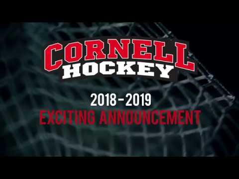 Exciting Hockey Announcement for the 2018-19 Season