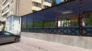 Мягкие окна. (комплексгрупп.рф) Ресторан