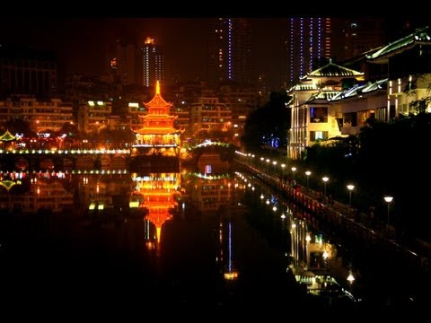 Guiyang, Capital of Guizhou Province, China