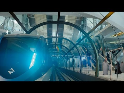 Riyadh's Ultra Modern Transport Systems