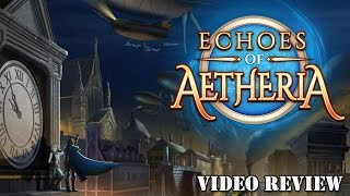 Review: Echoes of Aetheria (Steam) - Defunct Games