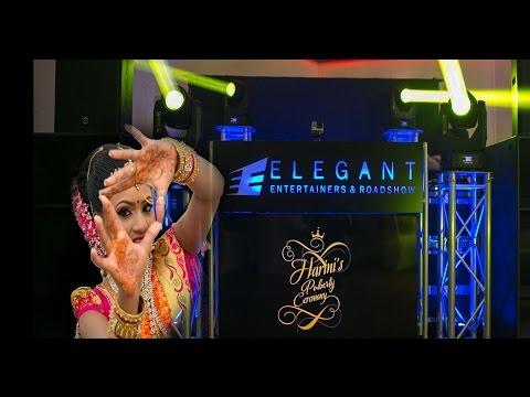 Harini`s Saree Ceremony in 4K