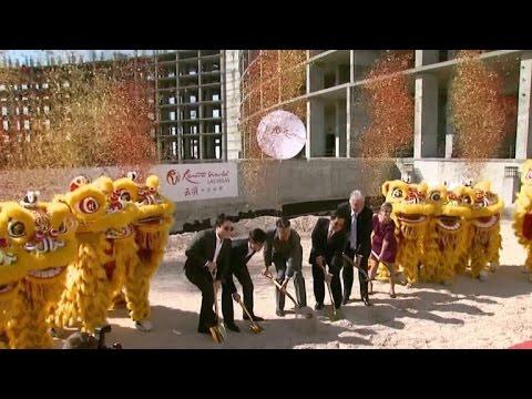 Las Vegas-Beijing direct