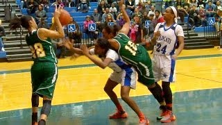 Dekaney vs. Klein Forest - Texas High School Girls Basketball