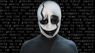 W.D Gaster - Undertale - Makeup Tutorial!