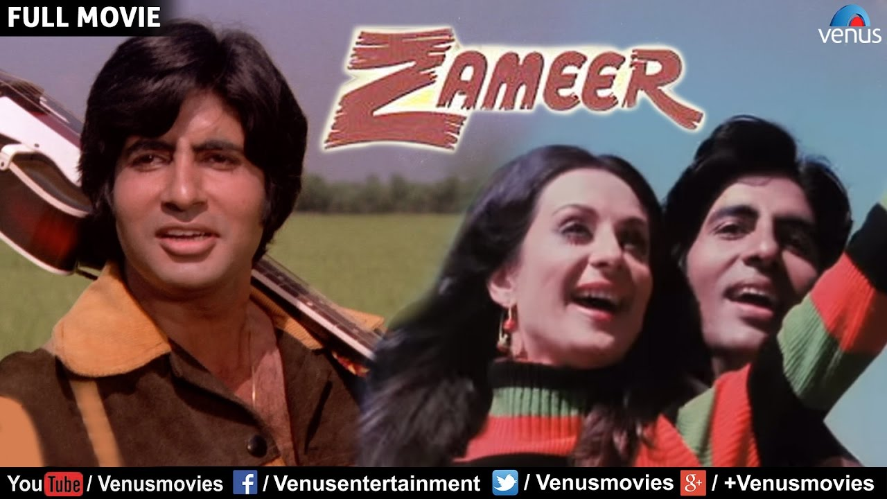 Zameer  Hindi Movies Full Movie  Amitabh Bachchan Full -4930