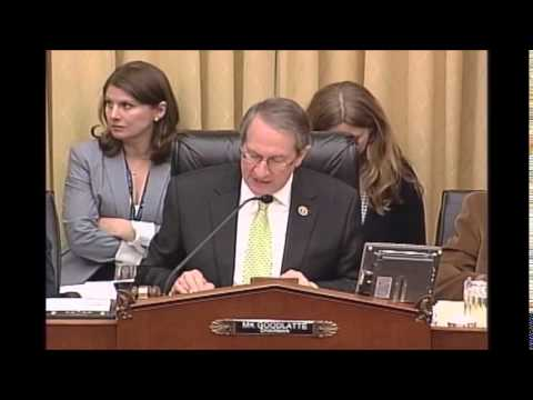 House Judiciary Committee Marks-Up USA Freedom Act