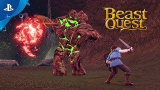 BeastQuest – Launch Trailer | PS4