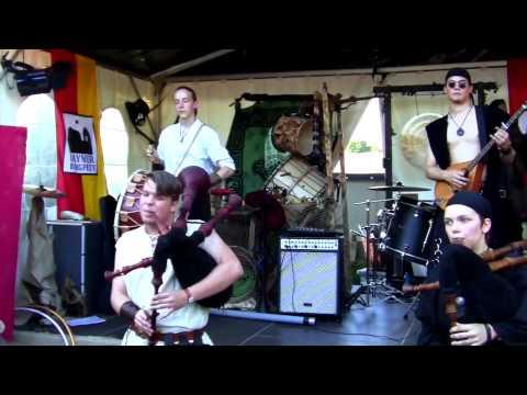Aegri Somnia - Traubentritt (live) Hayner Burgfest