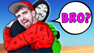 Confused Hackers Don't Know Spy Ninjas? Best Friends Chad & Daniel Undercover in Giant Desert