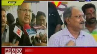 Ready for any inquiry: Chhattisgarh minister Brijmohan Agrawal (Sadhna News-RK Gandhi)