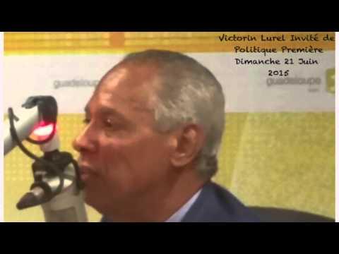 Invité de Politique Première sur Guadeloupe 1ère radio le 21 juin