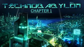 Technobabylon PC Gameplay - Chapter 1 [60FPS]